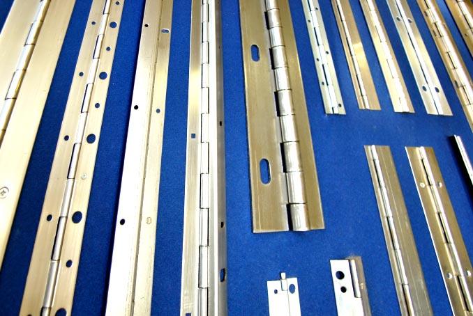 Constructie En Productie Van Speciale Scharnieren Franz Holz